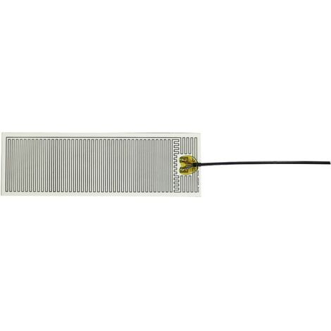 Feuille chauffante Thermo 2145401 autocollant 230 V/AC 20 W Indice de protection IPX4 (L x l) 300 mm x 95 mm 1 pc(s)
