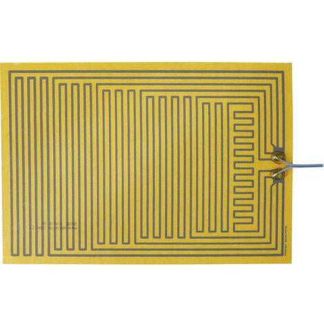 Feuille chauffante Thermo TECH 2115266 autocollant 12 V/DC, 12 V/AC 15 W Indice de protection IPX4 (L x l) 330 mm x 230 mm 1 pc(s)