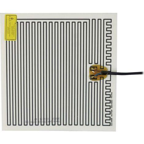 Feuille chauffante Thermo TECH 2145255 autocollant 230 V 10 W Indice de protection IPX4 (L x l) 210 mm x 205 mm 1 pc(s)