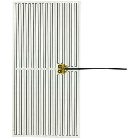 Feuille chauffante Thermo TECH 2145409 autocollant 230 V/AC 35 W Indice de protection IPX4 (L x l) 400 mm x 200 mm 1 pc(s)