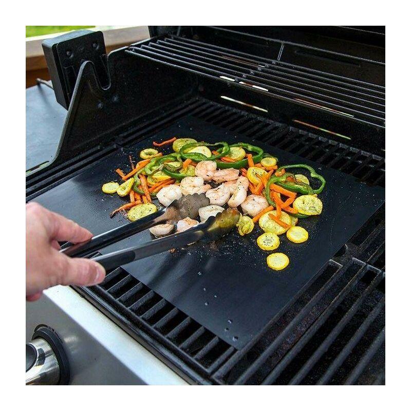 Feuille de cuisson réutilisable BBQ et four