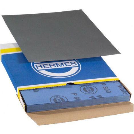 Feuille de papier abrasif imperméable au carbure de silicium WS Flex 16 - plusieurs modèles disponibles