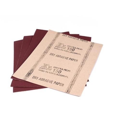 feuille de papier de verre XL 180