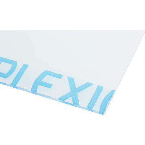 Feuille en acrylique incolore, 500mm x 300mm x 3mm