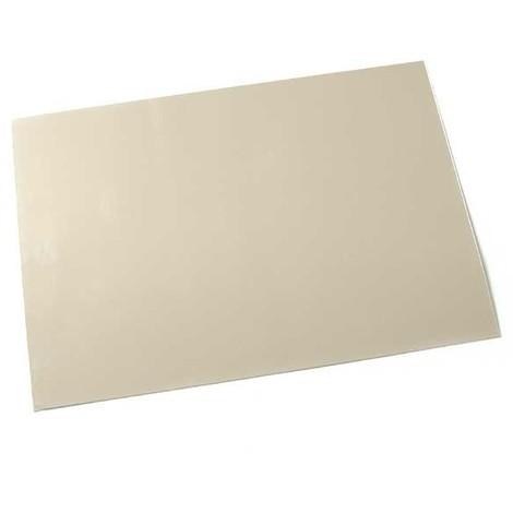 feuille joint plat aluminium à découper format A4 - ep. 0.35 mm