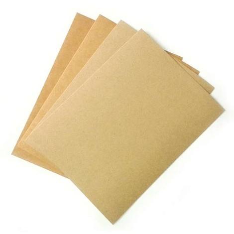 feuille joint plat papier huilé à découper 200x150 mm - lot de 4
