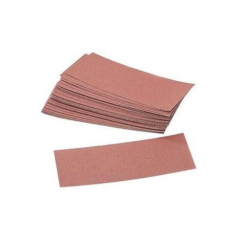 Feuille papier abrasif SF168 HERMES - Grain 100 - Lot de 100 - 6340792