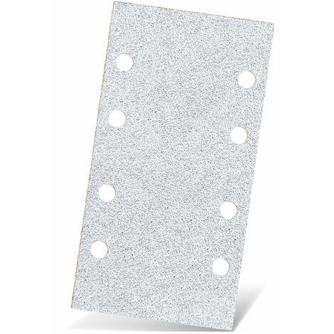 Feuilles abrasives auto-agrippants MENZER, corindon normal avec stéarate, 180 x 93 mm, G40–400