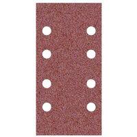 Feuilles abrasives auto-agrippants MioTools, corindon normal, 180 x 93 mm, G40–240