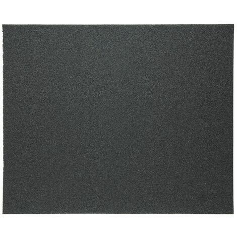 Feuilles abrasives ponçage à l'eau Mirka WPF 230 x 280 mm