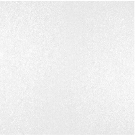 Feuilles PVC | grille plafond | stratifié | imperméable | 62x62cm | Hexim | YDB058
