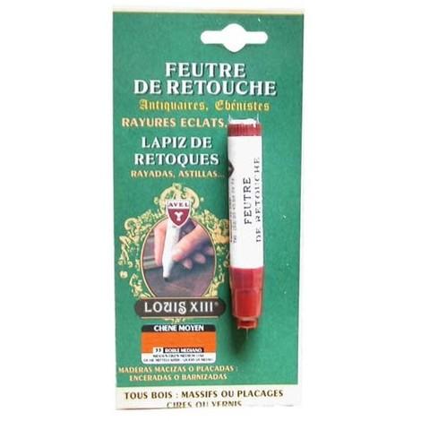 Feutre De Retouche Bois LOUIS XIII
