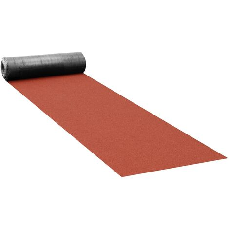 Feutre de toiture en bitume V60 S4 1 rouleau 2,5 ㎡ Rouge