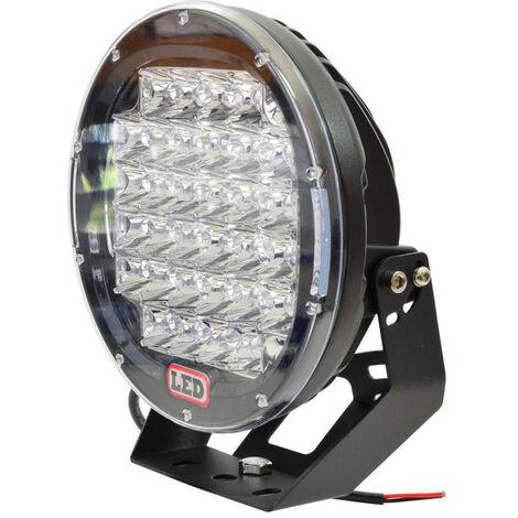 feux led longue portée 32 LED - 9 - 225mm 225 m