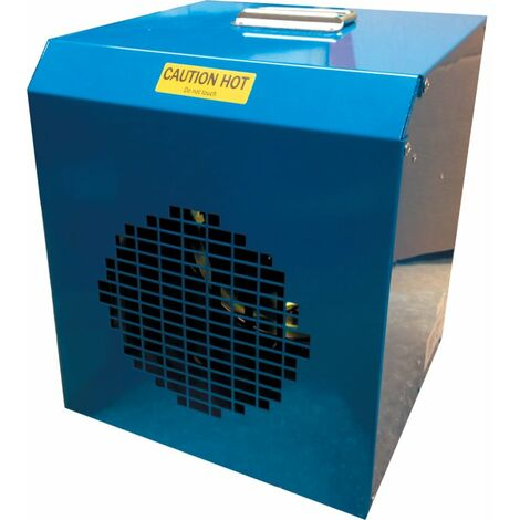 FF3 Mighty Heat - 3kW Fire Flo Industrial Electric Space Heaters.