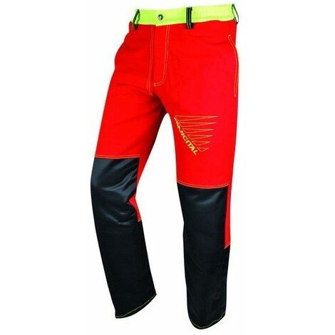 FI001B3XL Pantalon anti coupure Francital