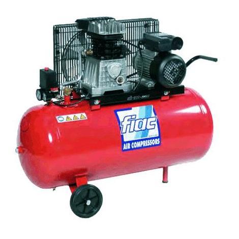Fiac Compressore 'Ab 100-248 T' Lt 100 - Hp 2- 400V