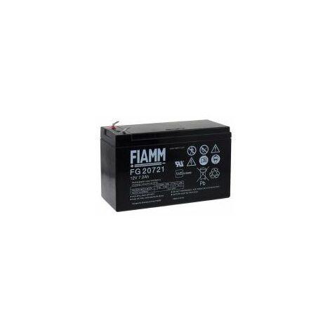 FIAMM Batería de Plomo-ácido FG20721 Vds