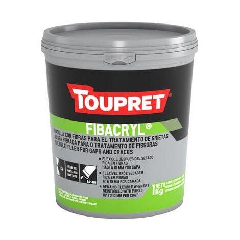 FIBACRYL MASILLA ELASTICA CON FIBRAS 1 KG