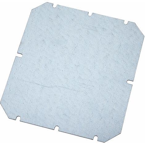 "main image of ""Fibox MP2016 Metal Mounting Plate 155 x 140mm"""