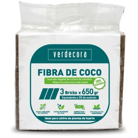 FIBRA DE COCO VERDECORA