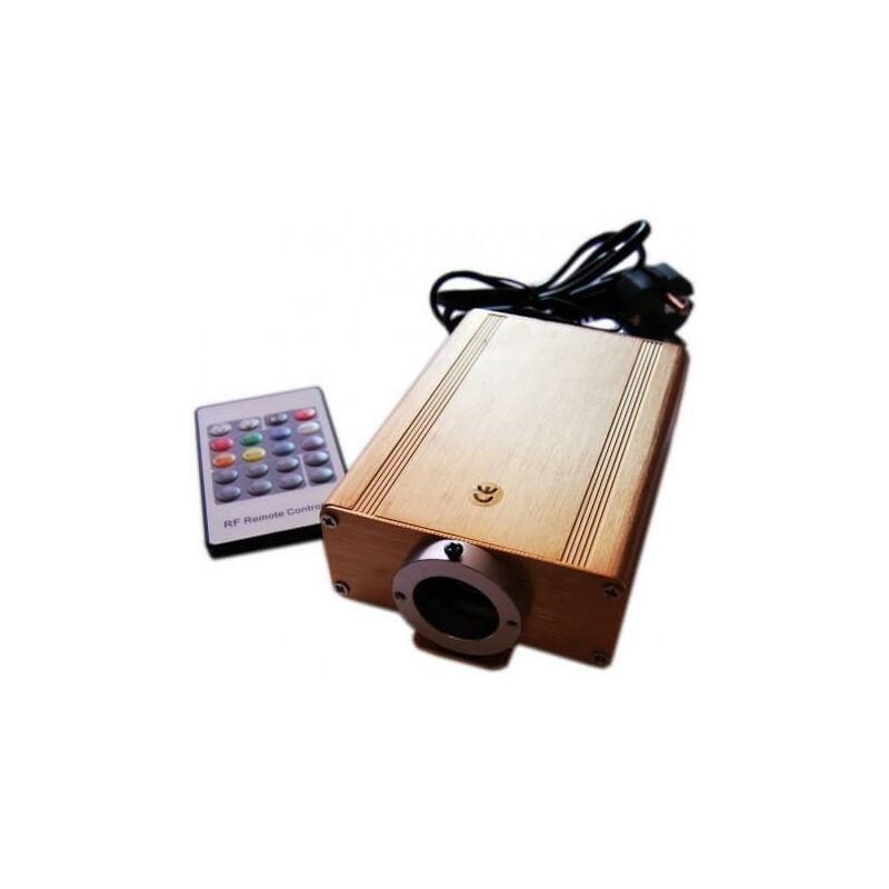 Fibre di kit fibra ottiche RGB 16 W Skyled 100 nero - NO NAME