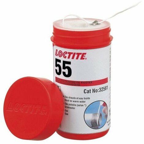 Fibre etancheite 55 bobine 50m 38139