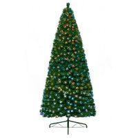 Fibre Optic Burst - Multifuncton Christmas Tree - 180cm - 220 Tip
