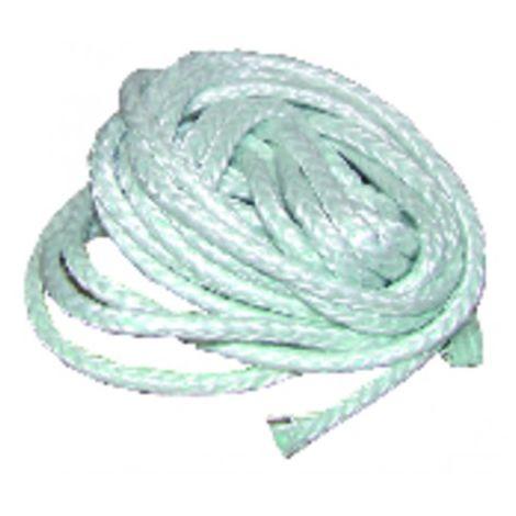 Fibre refractory rope ø 6mm length 5m