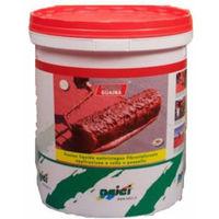 Fibroguaina naici-guaina liquida rossa x imperme monocomp fibrorinforzata 20kg
