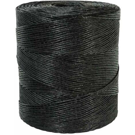 Ficelle agricole noire bobine 1500m Werkapro