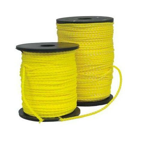 Ficelle fi maçon: longueur 1,7 mm 50m pièces de bobine 1 61792