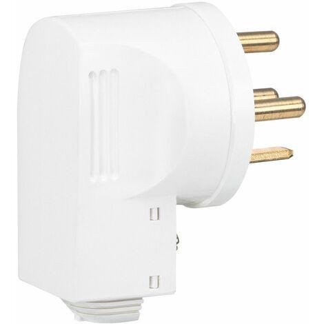 """main image of """"Fiche 3P+N+T 20A avec serre - câbles avec étiquette avec Gencod"""""""