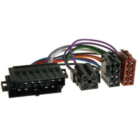 Fiche ISO autoradio AI31Z compatible avec Volvo 480 440 460 + AR
