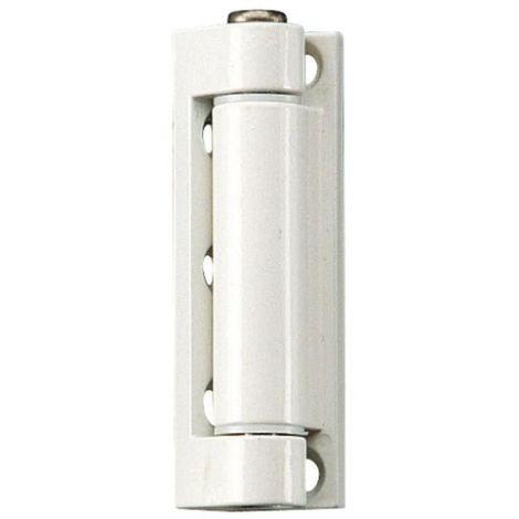 Fiches menuiserie PVC - nœud diamètre 14 mm hauteur 100 mm type K 3282 WF