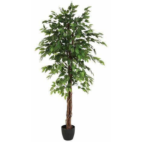 Ficus artificiel en pot - Atmosphera