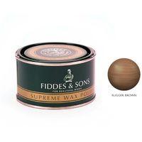Fiddes - Supreme Furniture and Woodwork Wax Polish - 400ml - Rugger Brown