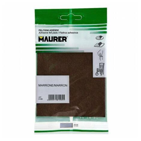 Blister Marr/ón X 85 Mm Fieltro Adhesivo 1m