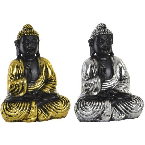Figura de Buda decorativo para interior o exterior. Diseño Zen - Wabi Sabi- Hogar y más. B