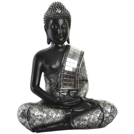 Figura de Buda para decoración - Wabi Sabi - Diseño Oriental - Hogar y más