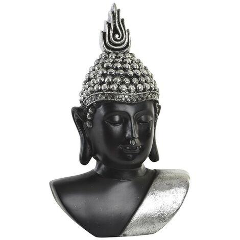 Figura de cabeza de buda - Diseño original Zen - Estilo Wabi Sabi - Hogar y más