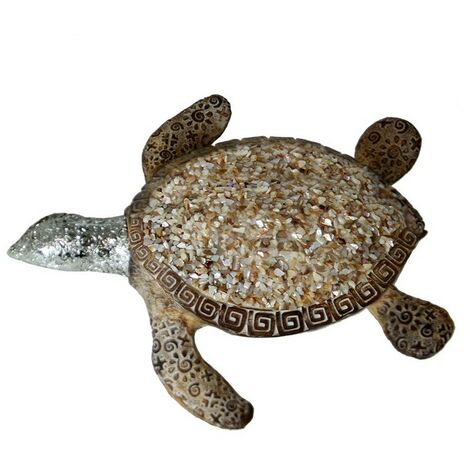 Figura de Resina (19x17x6 cm) Tortuga
