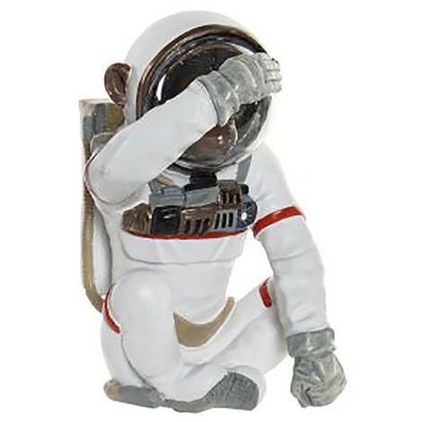 Figura de Resina, Mono Astronauta, Industrial y Moderno, Decoración Interior - Hogar y Más B