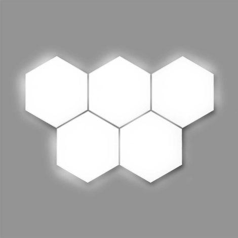 Figura LED BEE Decorativa 18W 1000lm 4000K 33x48cm 7hSevenOn Deco
