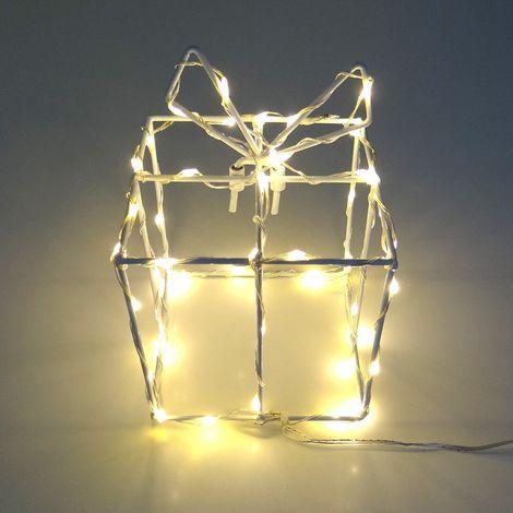 Figura regalo 3d led 11x17cm