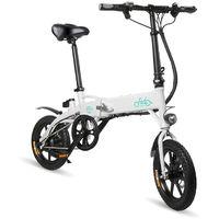 Fiido D1 Mini Alliage Daluminium Smart Pliant Vélo électrique Cyclomoteur Vélo Eu