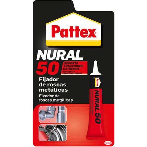 Fija Tornillos - PATTEX NURAL 50 - 1372337 - 10 ML