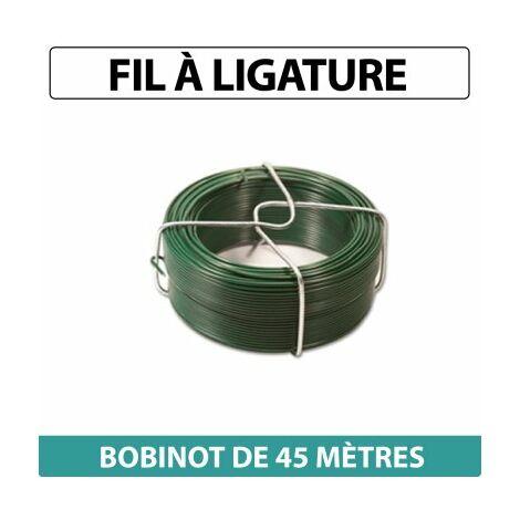 Fil à ligature plastifié - Largeur 2.5 mm, Longueur 45 m