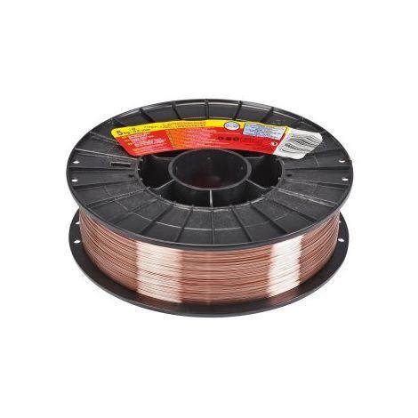 Fil à souder acier / cuivre, Ø 0,6 mm 5 kg ROTHENBERGER