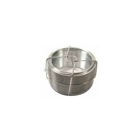 Fil d'Attache Inox (316) - Diamètre 0.80mm, Longueur 50m